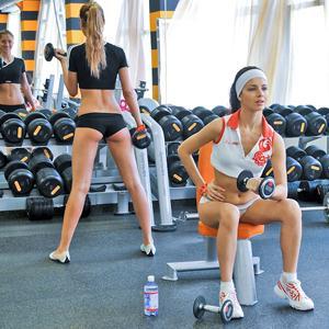 Фитнес-клубы Волочаевки Второй