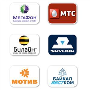 Операторы сотовой связи Волочаевки Второй