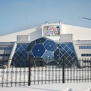 Спортивные комплексы Волочаевки Второй